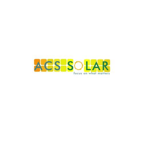 ACS Solar needs a new logo