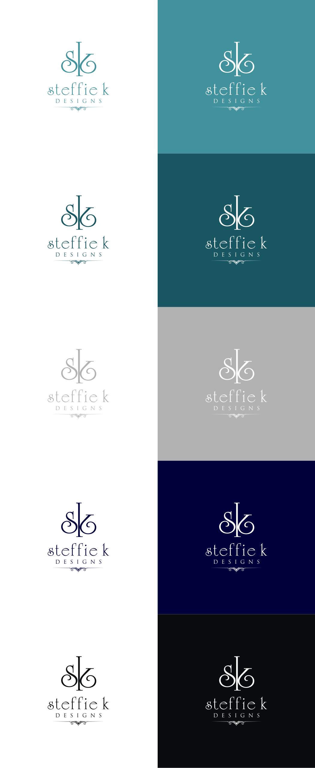 logo for Steffie Kaye Designs
