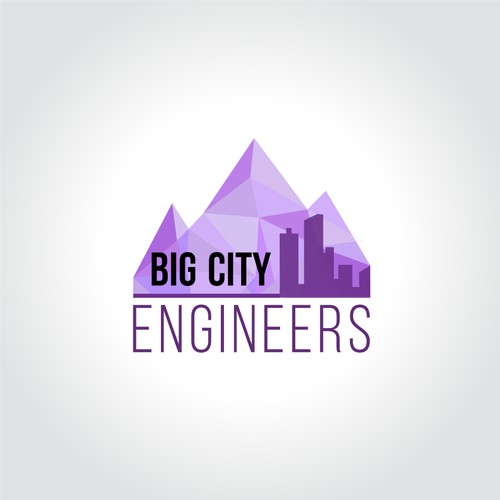 Logo for an engineering start up