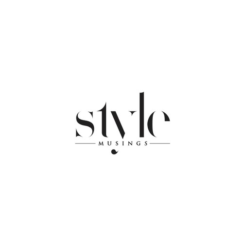 Create a stylish logo for an upcoming lifestyle blog..