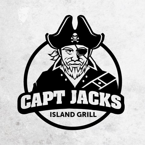 logo for Capt Jacks Island Grill
