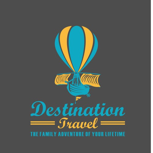 Destination Travel logo