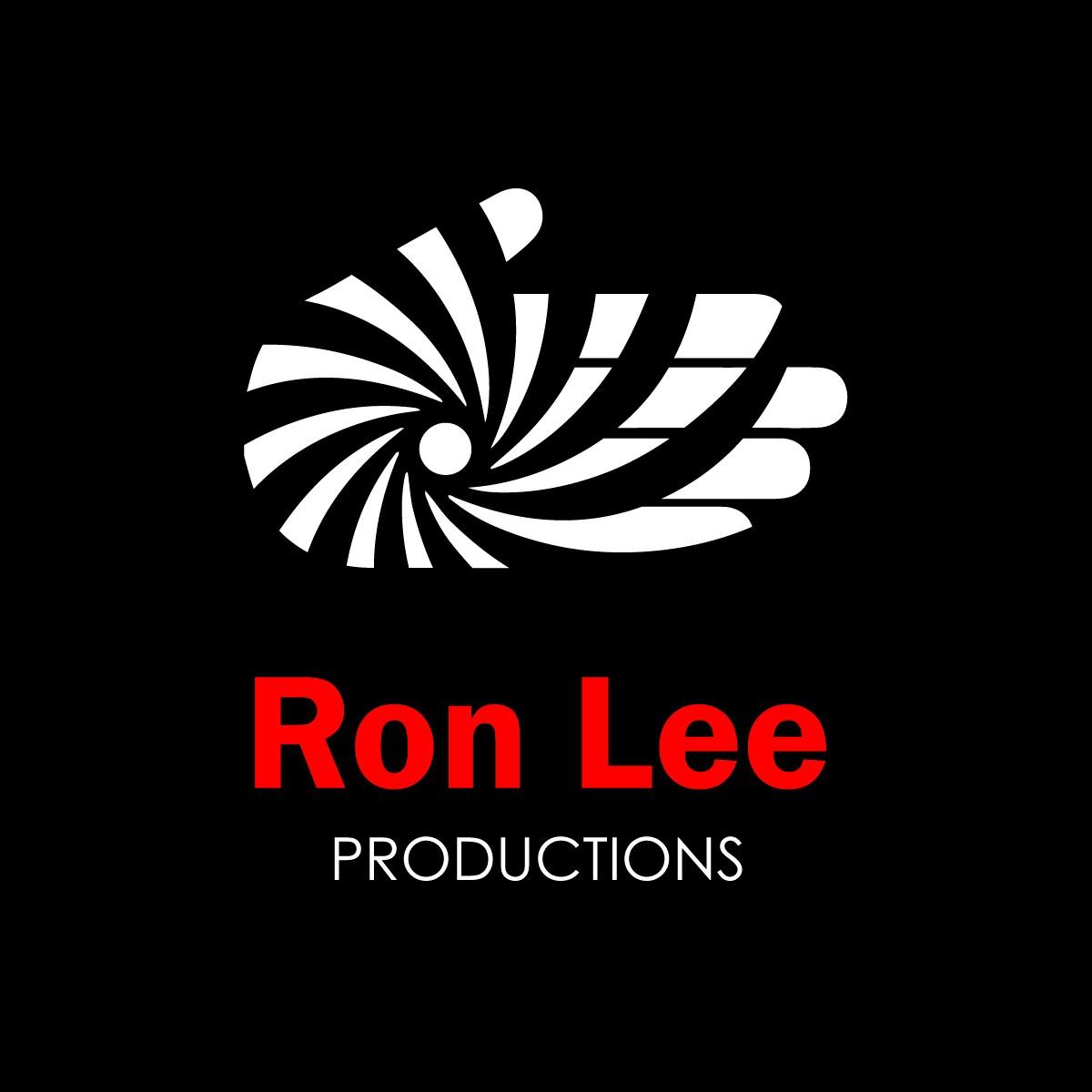 Design a mysterious, sleek logo for a film production company.