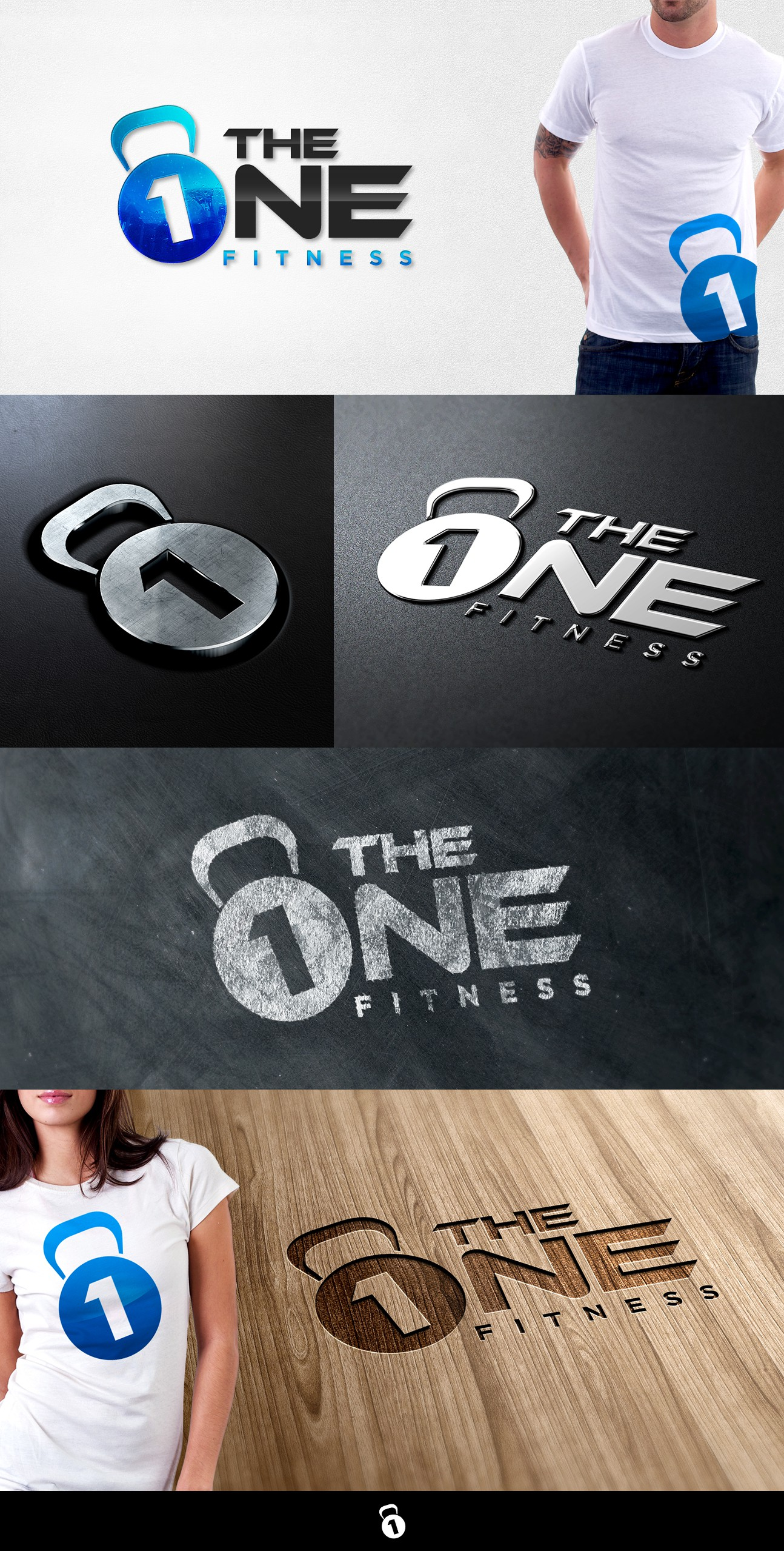 Create the logo with your passion and profession!