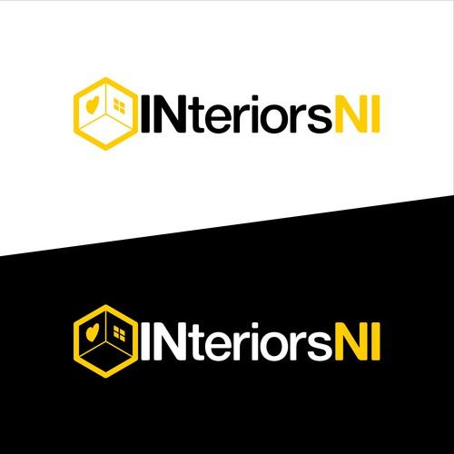 InteriorsNI Logo Design