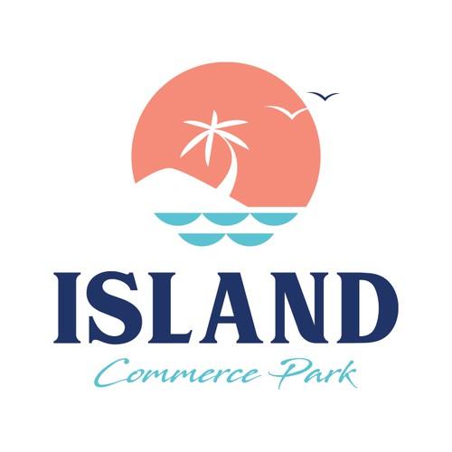 Island Commerce Park logo