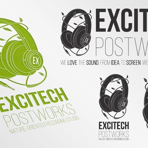 Logo Recording Studio