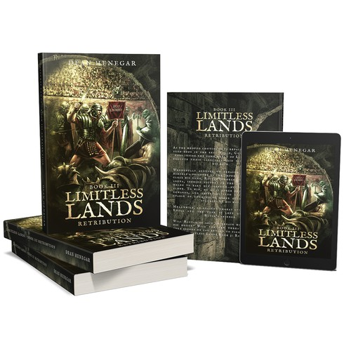 Book cover - Limitless Land