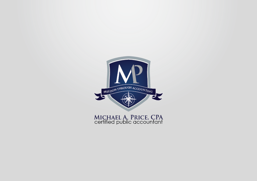 Michael A. Price, CPA needs a new logo
