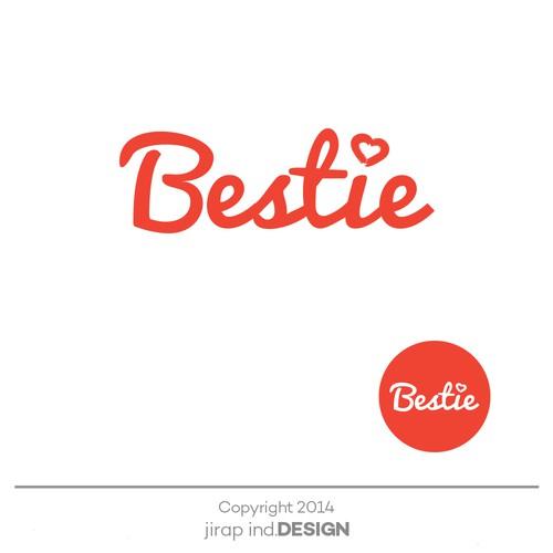 create a beautiful logo for Bestie!!!