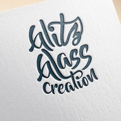 Logo proposal for glass jewelry artizan