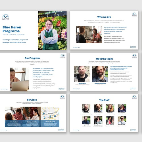 Education and Medical power point with people with disabilities
