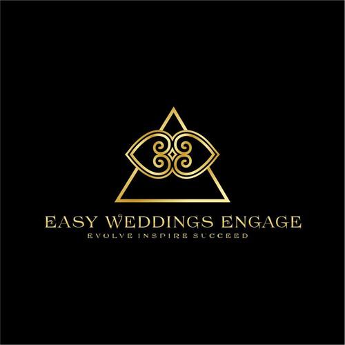 Wedding beauty logo