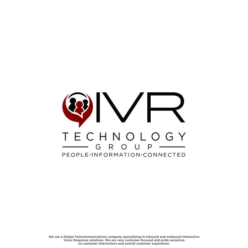 Logo for IVR Technology Group