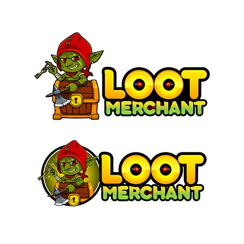 Logo for Loot merchant