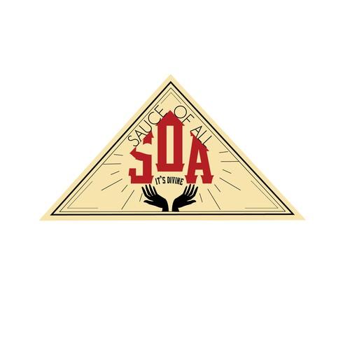 BBQ sauce logo