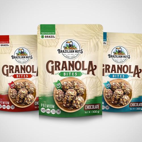 Premium Granola Bites