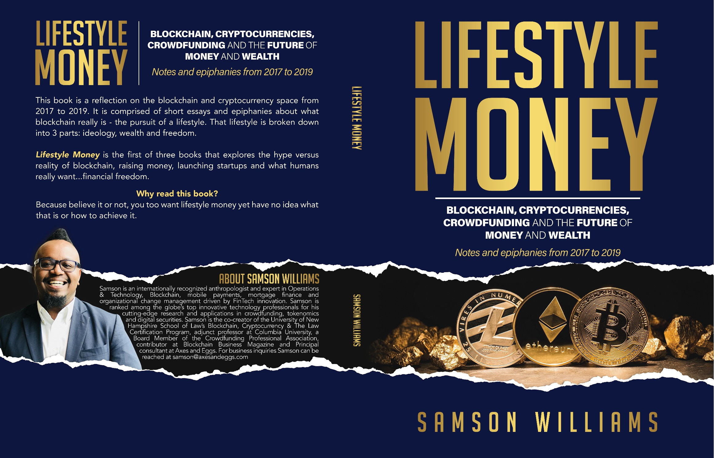 Life Style Money - book 1 cover