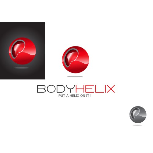 Help BODYHELIX with a new logo