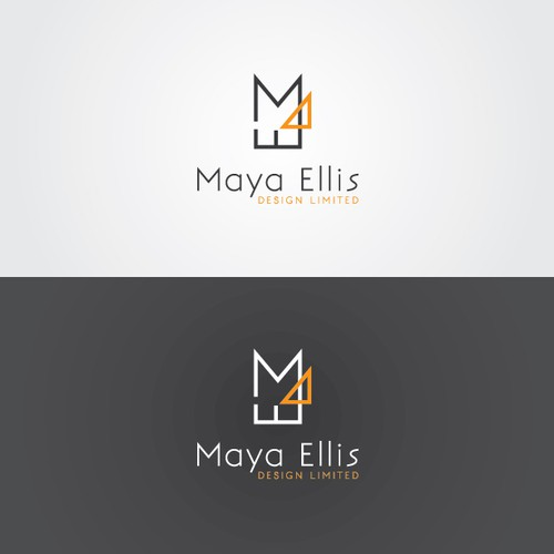 logo for Maya Ellis Design Limited, Architect for residential clients