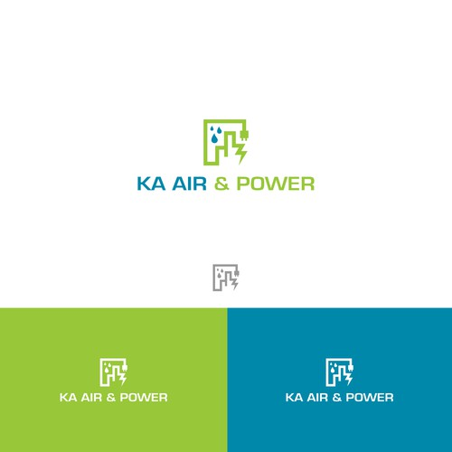 Air and Power Logo