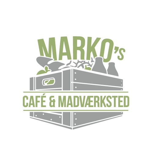 New logo wanted for Marko's Café & Madværksted