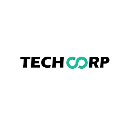 Technology corporation logo