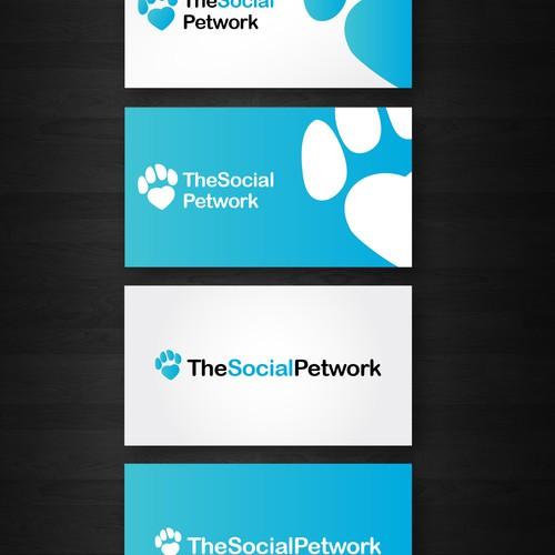 The Social Petwork needs a new logo