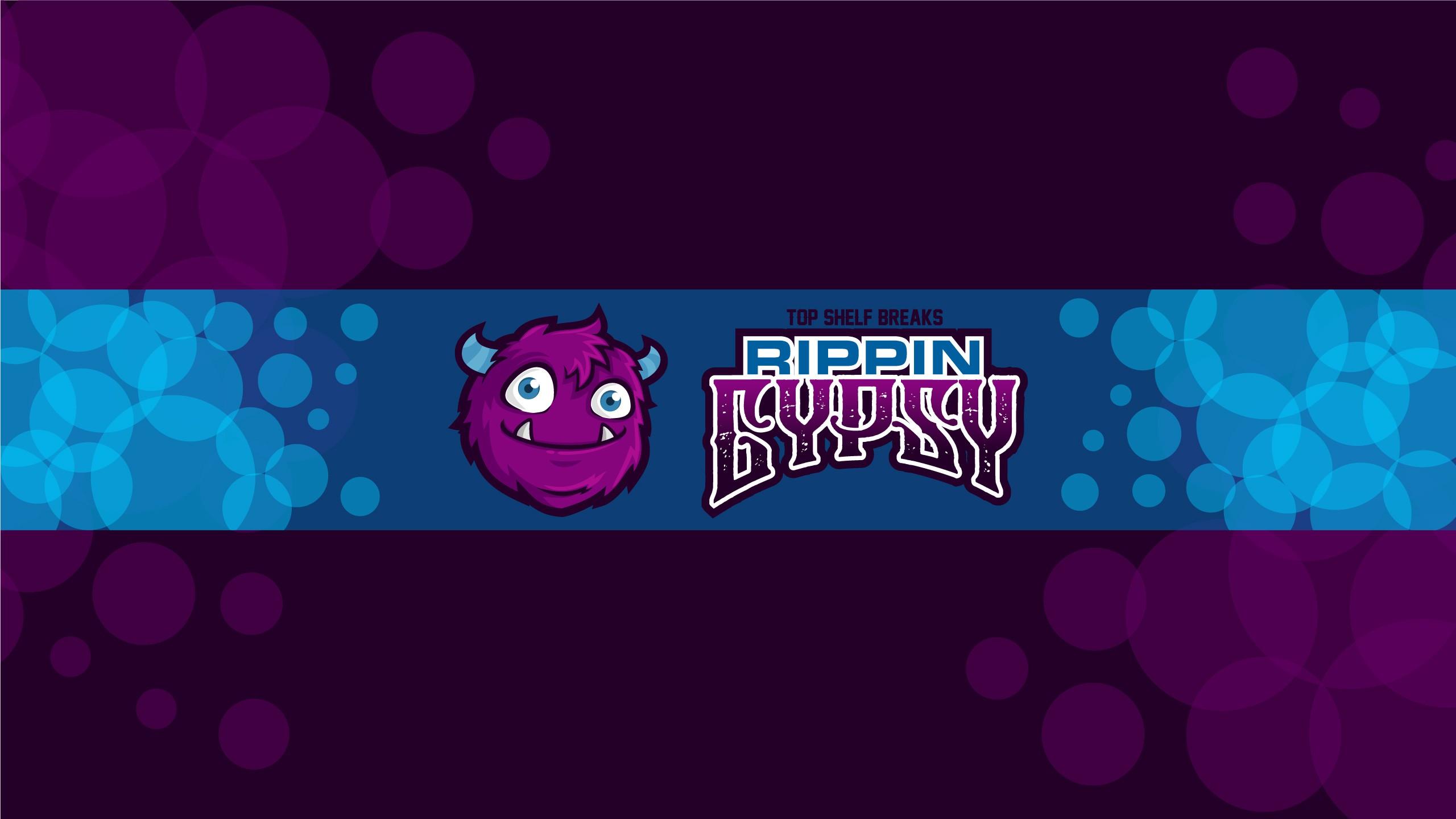 New logo for Rippin Gypsy