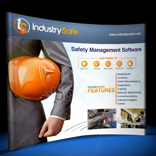 Create a Winning Trade Show Booth for IndustrySafe Software