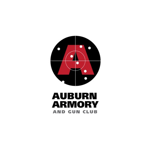 New logo wanted for AUBURN ARMORY and Gun Club