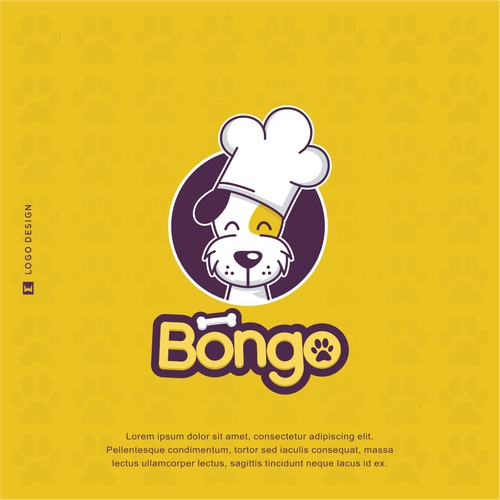 Bongo Dog Food Logo