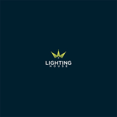 lighting house logo