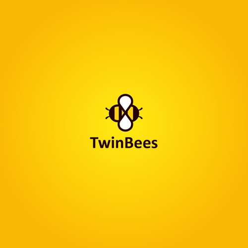 logo for TwinBees
