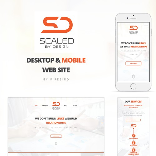 Marketing Business website mobile friendly