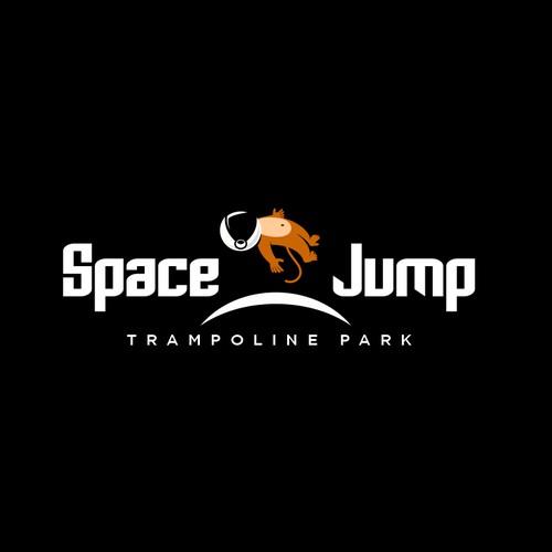 fun logo for trampoline park