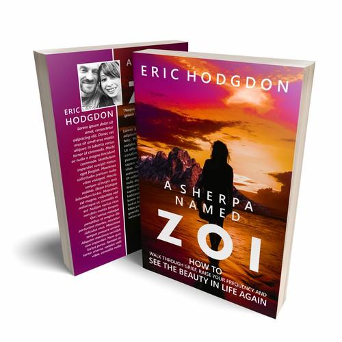 Book Cover Design for ZOI