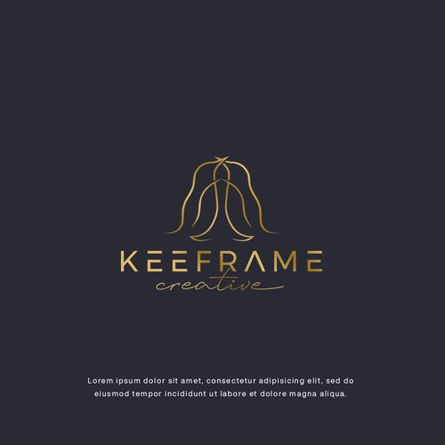 LOGO CONCEPT FOR KEEFRAME CREATIVE