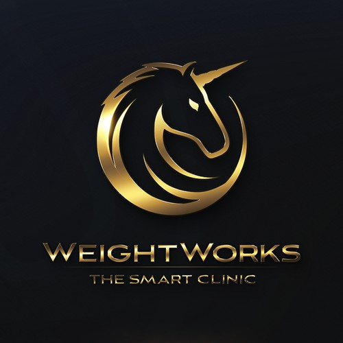 WeightWorks The Smart Clinic Logo design