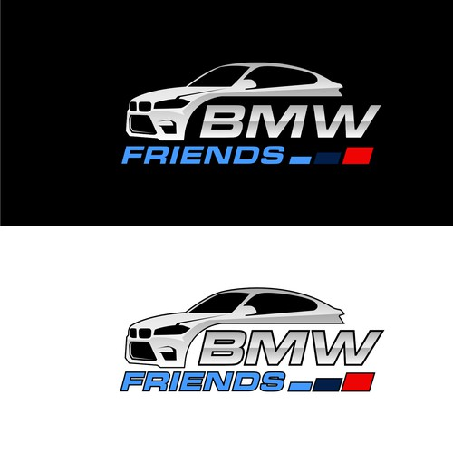 logo for BMW Friends