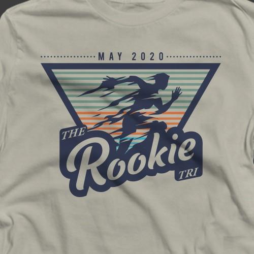 Rookie Tri T-Shirt