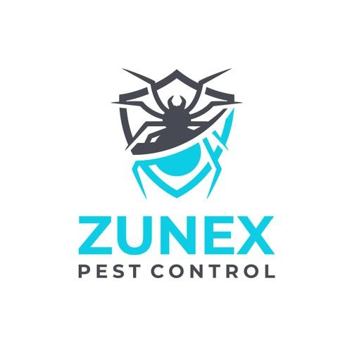Logo for Zunex Pest Control Company
