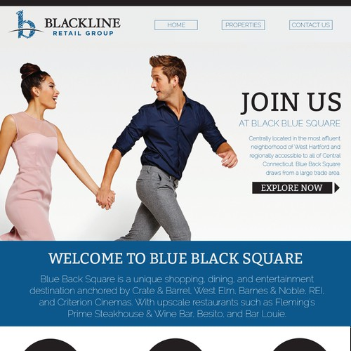 Email Template for Shopping Mall