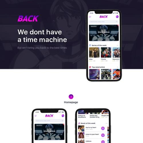 Back App