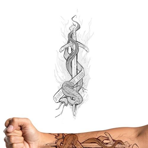 tattoo dzn