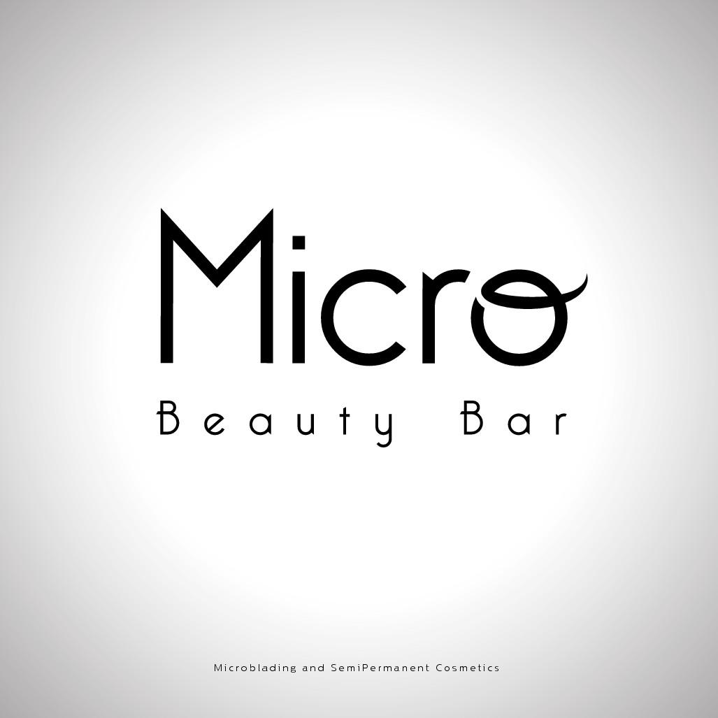 Micro Beauty Bar needs a hot new logo.