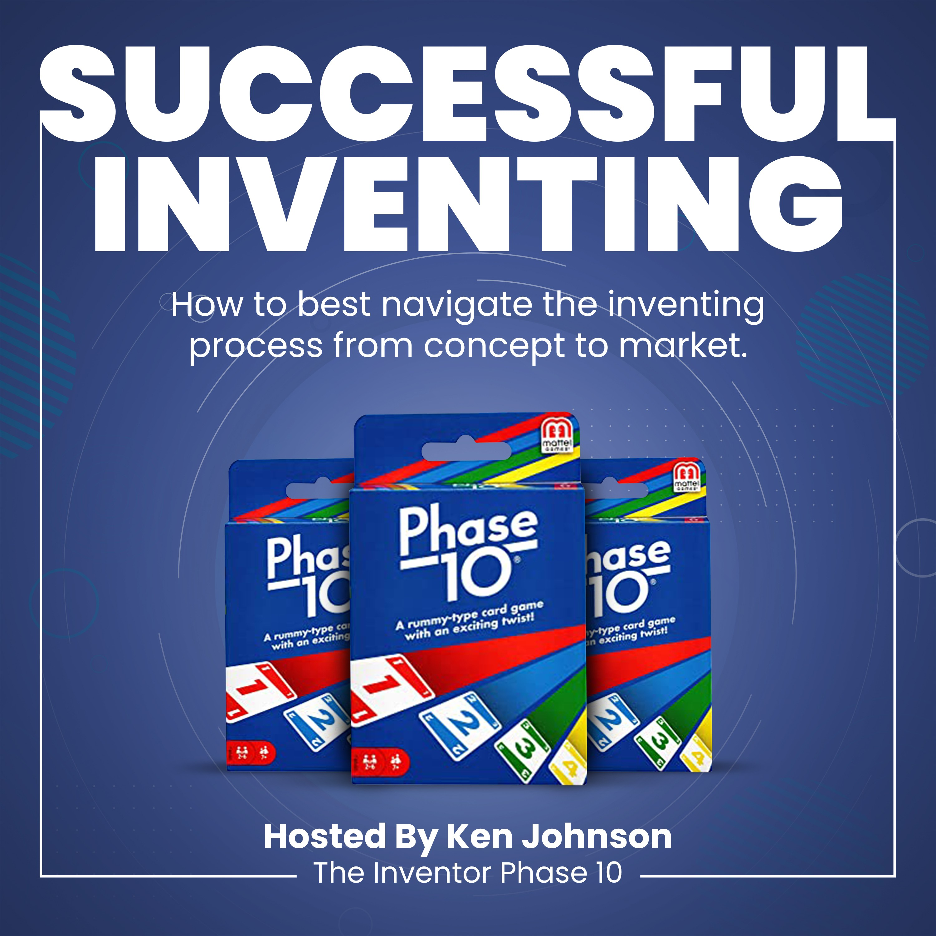 Successful Inventing Podcast Cover
