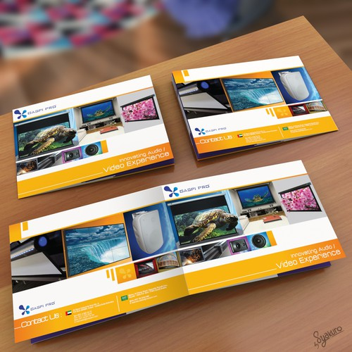 Caspi Pro - Catalogue 2015