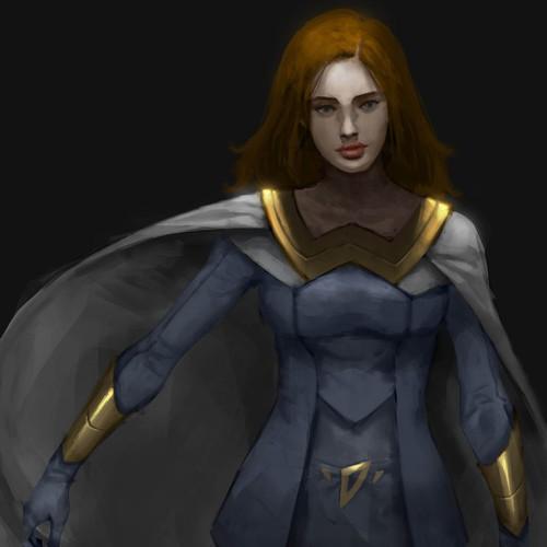 heroes girl