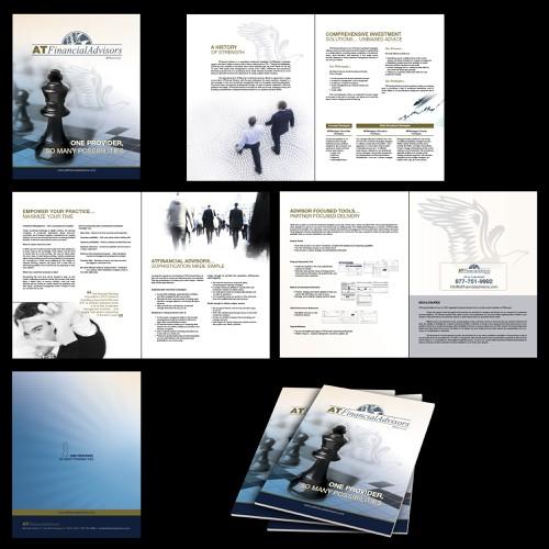 Brochure Design Needed for ATFinancial Advisors